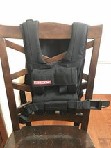 Box weighted vest in Cherry Point, North Carolina