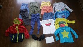 Boys Clothing bundle age 3-4 years old in Okinawa, Japan