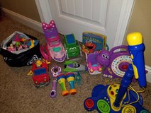 Assorted Toys for young children/toddlers in Fort Leonard Wood, Missouri