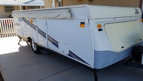 Jayco - 2008 Select 14HW 40th Anniversary Edition Tent Trailer in Alamogordo, New Mexico
