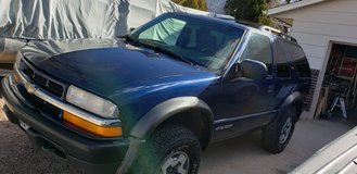 2001 Chevrolet blazer 4x4 in Fort Carson, Colorado