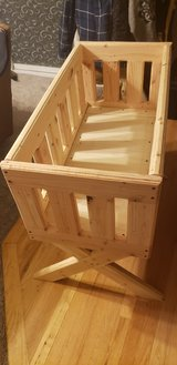 handmade cradle in Fort Carson, Colorado