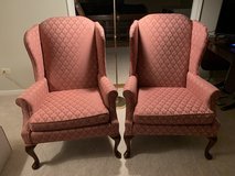 2 Wing Chairs in Bolingbrook, Illinois