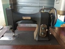 Antique White Rotary Sewing machine in Fort Leonard Wood, Missouri