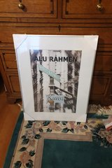 Large Aluminum picture frame 60 x 80 cm new in Ramstein, Germany