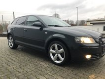 Model 2007 Audi A3 Sportback 2.0 FSI S Line(AUTOMATIC)(Normal Gas) in Ramstein, Germany