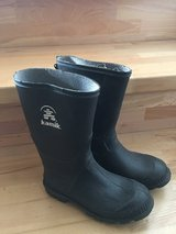 Size 2 rubber boot by Kamik in Stuttgart, GE