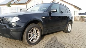 BMW X3 4WD Diesel in Ramstein, Germany