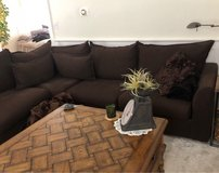 sectional sofa with pull out double bed in Tinley Park, Illinois