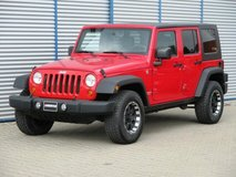 2008 Wrangler Unlimited Rubicon 4WD in Stuttgart, GE