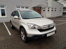 2007 Honda CRV 2,2 TURBO DIESEL 4X4* LOW KM *NEW INSPECTION in Ramstein, Germany
