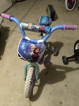 Bicycle for kids/Toddler (girl) in Lackland AFB, Texas