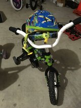 Bicycle for boy/toddler in Lackland AFB, Texas