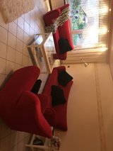 Designer couch set of 3 in Ramstein, Germany