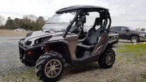 2012 Can Am Commander Limited in DeRidder, Louisiana