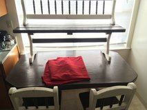 Project kitchen table in DeRidder, Louisiana