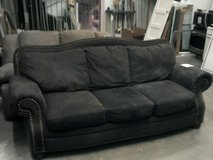 Sofa, brown in Alamogordo, New Mexico