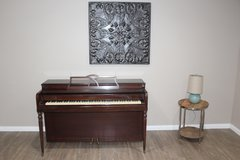 Piano in Spring, Texas