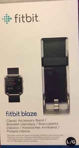 Large FitBit Blaze Band reduced! in Ramstein, Germany