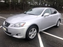 2006 LEXUS IS 220d New Inspection Immaculate Condition in Ramstein, Germany