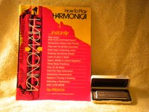 Harmonica (Never used) in Warner Robins, Georgia