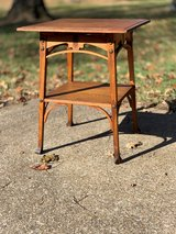 Antique Side Table in Fort Campbell, Kentucky