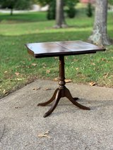 Antique Game Table in Fort Campbell, Kentucky