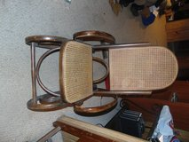 Wicker Rocking Chair in Fort Leonard Wood, Missouri