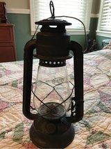 oil lamp in Fort Knox, Kentucky