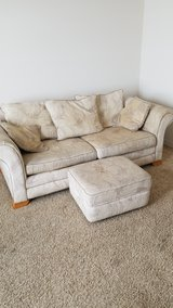 Free couch and ottoman in Fort Leonard Wood, Missouri