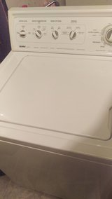 Kenmore washer 80 series in Algonquin, Illinois