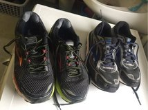 Brooks running shoes men's US 10,5 in Ramstein, Germany