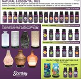 scentsy  essential  oils in Fort Campbell, Kentucky