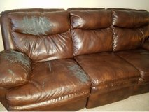 Recliner sofa in Baytown, Texas