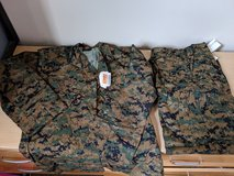 Marpat Utility Blouse & Trousers in Camp Pendleton, California