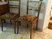 chairs - various, very good quality, strong und solide in Baumholder, GE