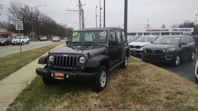 2018 Jeep Wrangler - Rugged Value!! in Springfield, Missouri