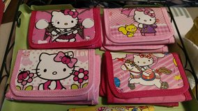 Hello Kitty Wallets Dif Designs in 29 Palms, California