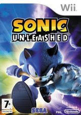 SONIC UNLEASHED (WII) in Bartlett, Illinois