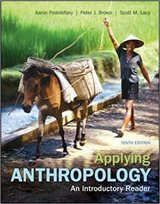 Applying Anthropology college book in Naperville, Illinois