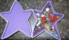 All Pairs Earrings in a Star shape velvet jewelry box in Aurora, Illinois