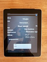 Apple iPad Tablet - 1st Generation in Yucca Valley, California