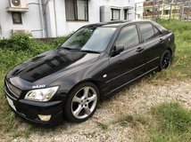 Altezza Rs200 limited in Okinawa, Japan