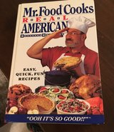 Mr. Food Cooks Real American in Aurora, Illinois
