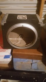 "10"" subwoofer box in Alamogordo, New Mexico"