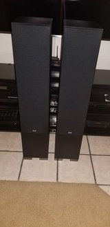 Elac Debut F6 loudspeakers in Fort Bliss, Texas