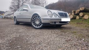 1999 Mercedes CLK 230 Compressor - Automatic LOW Millage + Wintertires in Ramstein, Germany