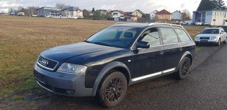 Audi A6 2.5 TDI-DIESEL!  ALLROAD! Automatic! LEATHER! Neu Inspection! 2001 YEAR! IN RAMSTEIN! in Baumholder, GE