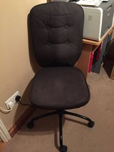 Office/Desk chair black in Lakenheath, UK