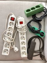 German Power Cord perfect condition in Wiesbaden, GE